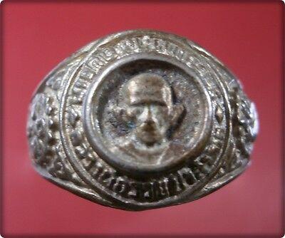 A Ring Is Phraphut  Lp Rouy  Wat Tago Thailand Thai Amulet Trimas93