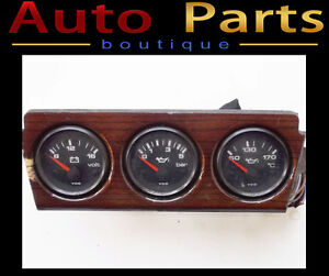 AUDI 90 90-95 OEM ADDITIONAL INSTRUMENT CLUSTER 893863159