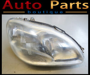 MERCEDES-BENZ S430 00-02 RIGHT HEADLIGHT ASSEMBLY 2208200661