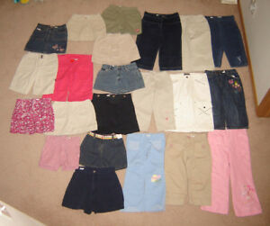 Shorts, Tops, Dresses, Swimsuits, Jackets - 7, 7/8, 8, S, M