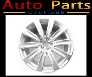 Bentley Continental OEM 9.5x21 Mag Wheel Set of 4 3W0601025CG