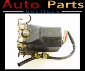 Mercedes 190E 300E 1985-1996 OEM ABS Pump w/Module 0014318012