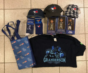 BLUE JAYS BOBBLEHEADS  & GIVEAWAYS NOW AVAILABLE