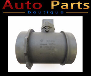 BMW X5 740i 540i 1998-2005 OEM AIR MASS METER 0280217814