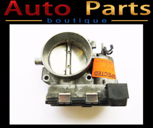 MERCEDES C240 C320 ML320 2001-2006 THROTTLE BODY 1121410125