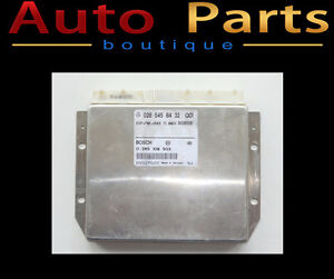 MERCEDES-BENZ 500 S430 98-06 OEM ABS ESP CONTROL UNIT 0285458432