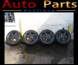 "Mercedes-Benz ML Series Mag Wheels With Tires 19"" 1464011202"