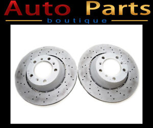 Porsche 911 10-11 Brake Disc Rear Set 99735240692 99735240592