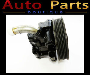 Jaguar S-Type Lincoln LS 2000-2002 Power Steering Pump XR814993E