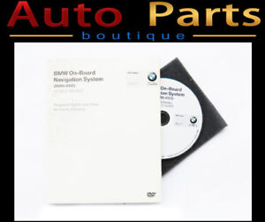 BMW 3 5 6 Series 2004-2010 On Board Navigation DVD 65902165623