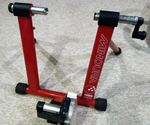 Minoura M80 Magturbo Indoor Bike Trainer, Made in Japan