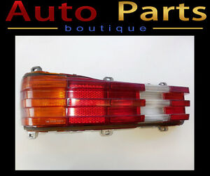 Mercedes 300D 240D 1977-1985 Tail Light Assembly Left 1238204164
