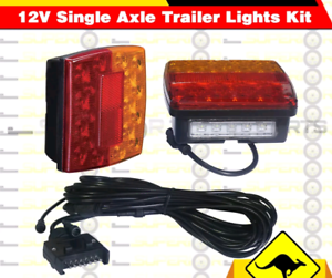 Trailer Lights LED plug and play Sorrento Joondalup Area Preview