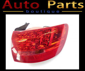 Audi A6 Quattro Wagon 06-08 OEM Tail Light Assy Right 4F9945096A