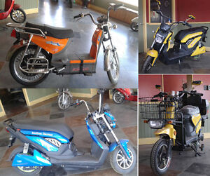 Package deal 4 new ebikes 3200 Stratford Kitchener Area image 1