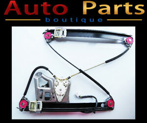 Mercedes S430 2000-2005 FR Window Regulator W/Motor 2207200446