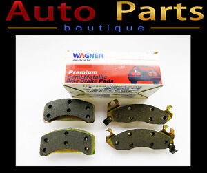 Ford, Mercury 1985-1988 Wagner New Brake Pads Set 7072BR D310