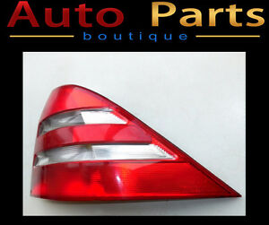 MERCEDES-BENZ S500 98-06 OEM RH TAIL LIGHT ASSEMBLY 2208200264