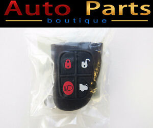 Jaguar XJR XJ8 2002-2009 OEM Anti Theft Transmitter Key C2C35283