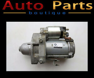 BMW 5 6 7  X5 X6 SERIES OEM  ENGINE STARTER 12417577257
