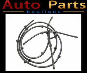 Jaguar XJ8 XJR 2008-2009 OEM Windshield Washer Hose C2C36650