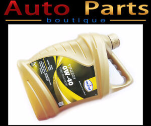 EUROL SYNERGY 0W40  Fully synthetic fuel economy MB 229.5