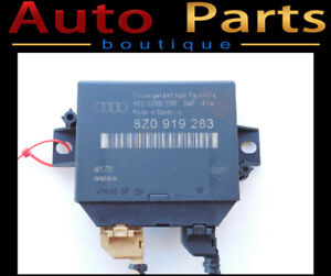 Audi A6 Allroad S6 2000-2004 Parking Aid Control Unit 8Z0919283