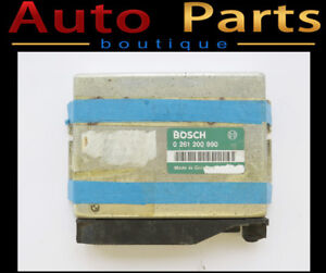 BMW 318i 318is 1992-1994 Electronic Control Unit 12140028574