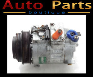 Mercedes CLK ML 1998-2003 OEM A/C Compressor 0002342411