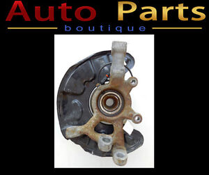 MERCEDES BENZ C300 2008-2014 FRONT RIGHT SPINDLE KNUCKLE