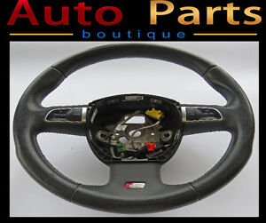 AUDI A4 A5 A6 A8 S8 2008-2016 S-LINE STEERING WHEEL 4F0124A
