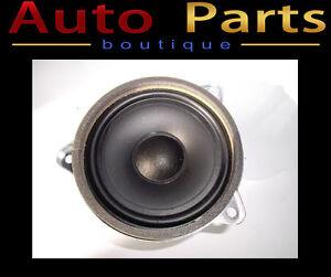 Land Rover 2008-2012 New OEM Genuine Rear Speaker LR001696