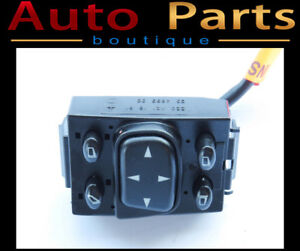 Mercedes S430 S500 2000-2002 Mirror Control Switch 2208211551