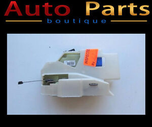 VW Touareg 04-07 Rear Right Door Lock Latch OEM 7L0 839 016 A
