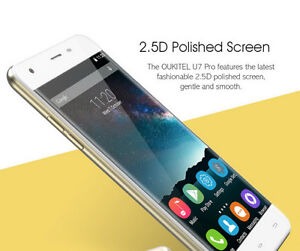 U7 Pro 5.5'' Android 5.1 4Core 13.0MP 1GB 8GB Unlocked West Island Greater Montréal image 4