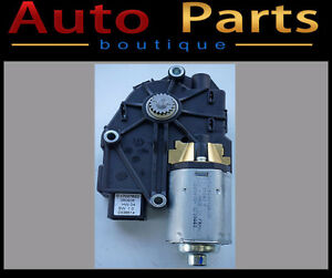 Jaguar X-Type 2004-2008 OEM GENUINE Sunroof motor 3S71F53508AA