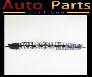Mercedes E320 E500 03-06 Front Center Lower Grille 2118850553