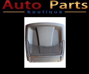 MERCEDES-BENZ  350 11-12 OEM FRONT LH BACK SEAT COVER 1669100003