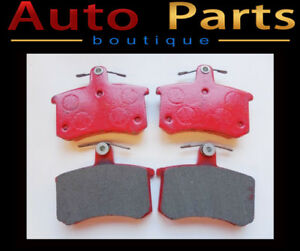 Audi 1984-1998 Rear Brake Pad Set NEW MD2287144