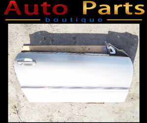 Mercedes-Benz CLK320 2004 Convertible Silver Right Door Assembly