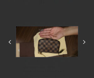 Louis Vuitton Mini Pochette Damier N58009