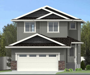 Hawkstone - 3 bed, 2.5 bath, side entry, double attached garage