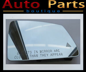 MERCEDES-BENZ CLA250 14-2016 RIGHT SIDE MIRROR GLASS 2468101221