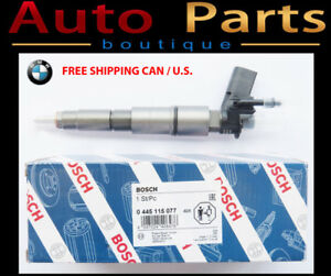 BMW 335d X5 2009-2013 Bosch Diesel Fuel Injector 13537808089