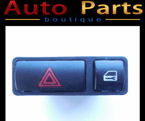 BMW X5, M3, Z4, 323i 1999-2008 Hazard Warning Switch 61318368920