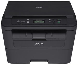 Brother DCP-L2520DW Compact Laser Multifunction Printer 80$