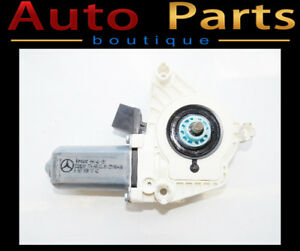 MERCEDES B200 2006-2011 WINDOW MOTOR FRONT LEFT 1698201742