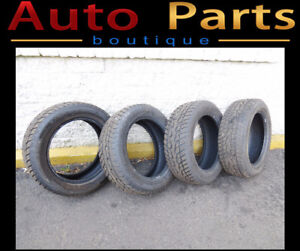Cachland Studdable Winter Tires Set 205/55R16 80%