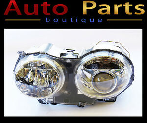 Jaguar XJ8 XJR 2004-2005 OEM Headlight Assy Left C2C22631