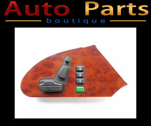 MERCEDES-BENZ 500SEL 300SE 1992-99 OEM SEAT SWITCH 1408200610